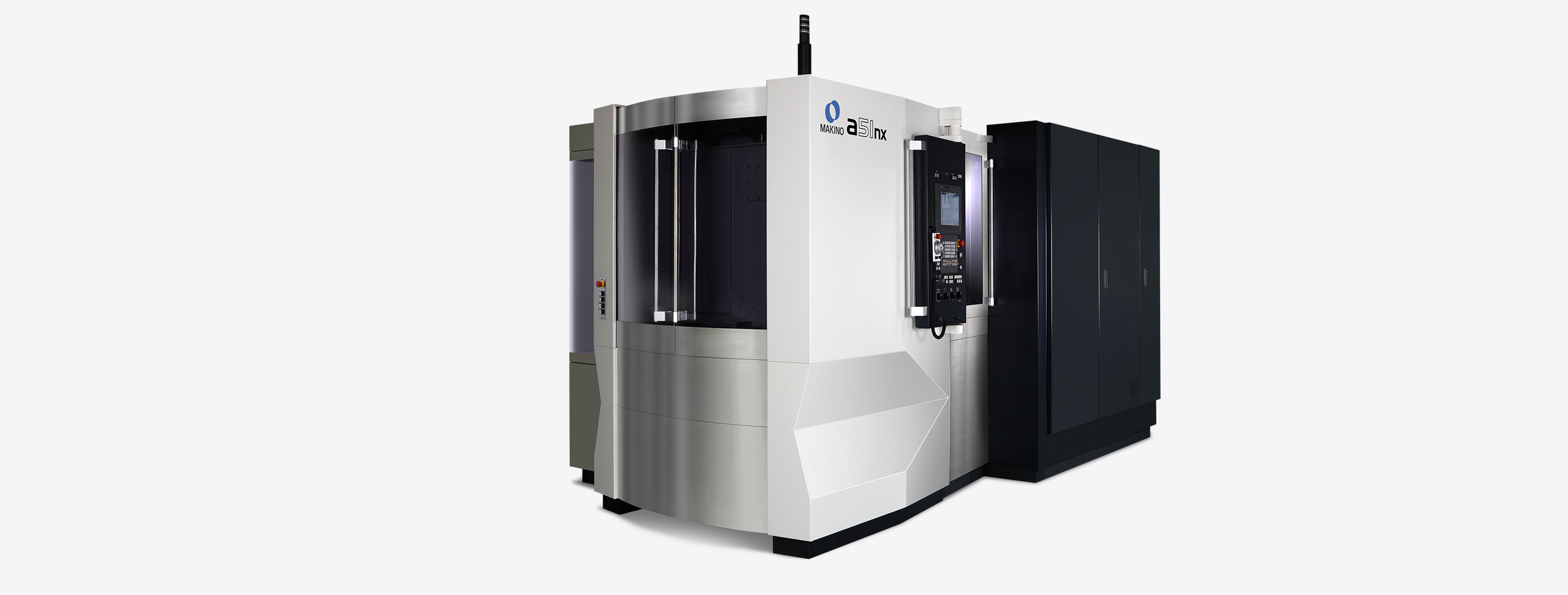 4-axis Horizontal Machining Center
